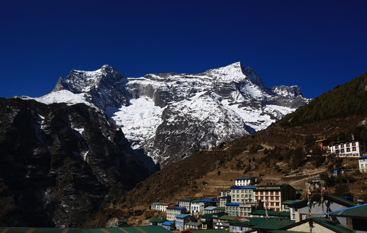 Kwangde Ri Peak in Everest Region