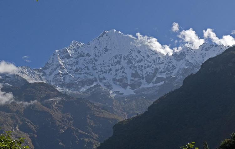 Kusum kangru of Everest Region