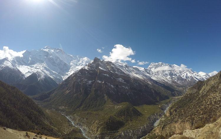 Pisang Peak in Annapurna Region