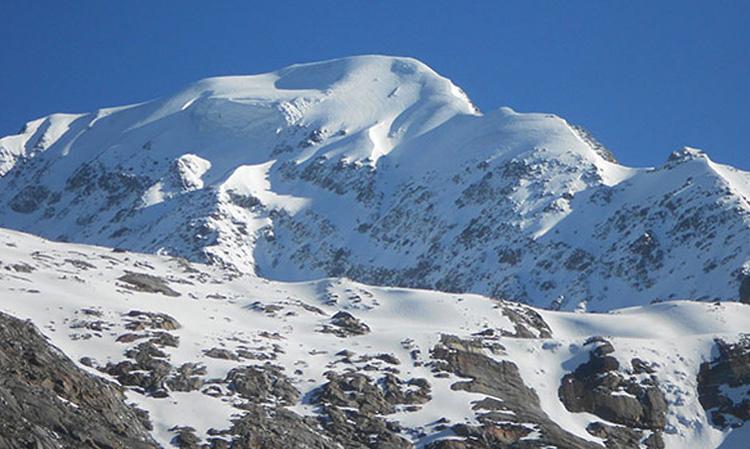 paldor Peak in langtang Region