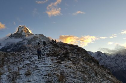 Going Mardi Himal